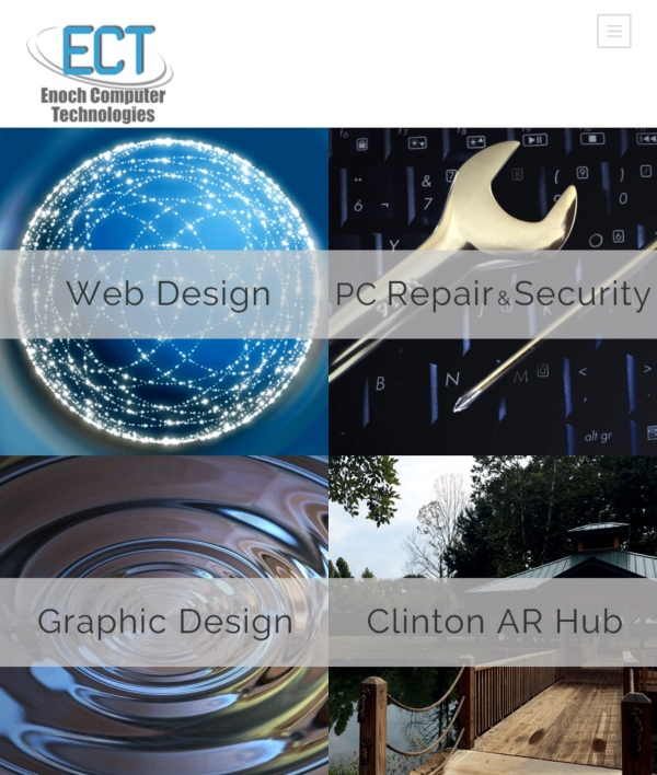 Enoch Computer Technologies | www.ectwebdesigns.com