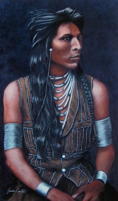 """""""Shoshone"""" 14x24"""
