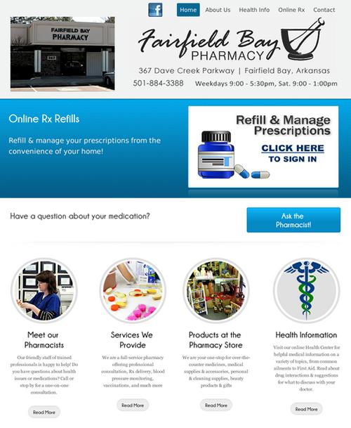 Fairfield Bay Pharmacy | www.fairfieldbaypharmacy.com